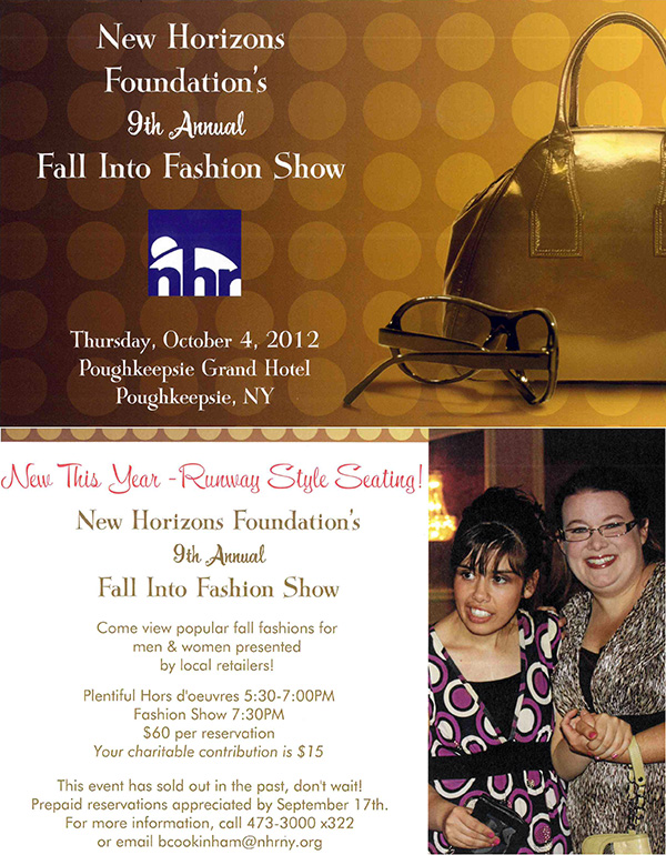 Fashion Show Announcement